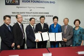Kuok Foundation Undergraduate Scholarship