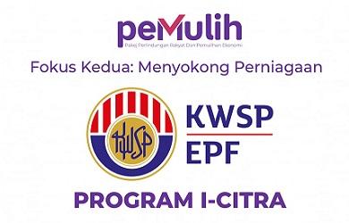 i-Citra KWSP [Cara Mohon Pengeluaran dan Semakan Status Kelulusan]